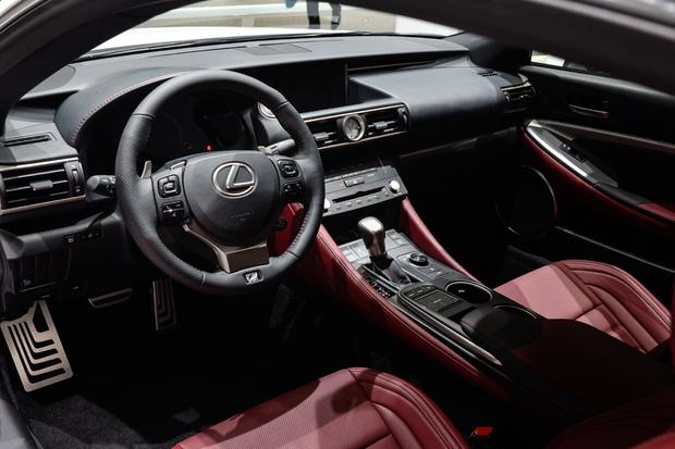 2015 Lexus RC 350 F Sport: Geneva Auto Show featured image large thumb8