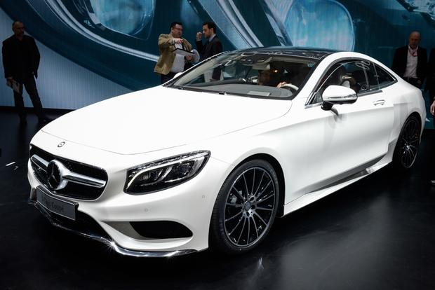 Image gallery new s550 2015 for Auto trader mercedes benz