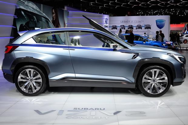 Subaru VIZIV 2 Concept: Geneva Auto Show featured image large thumb3