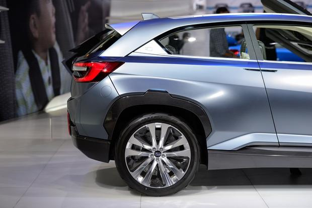 Subaru VIZIV 2 Concept: Geneva Auto Show featured image large thumb9