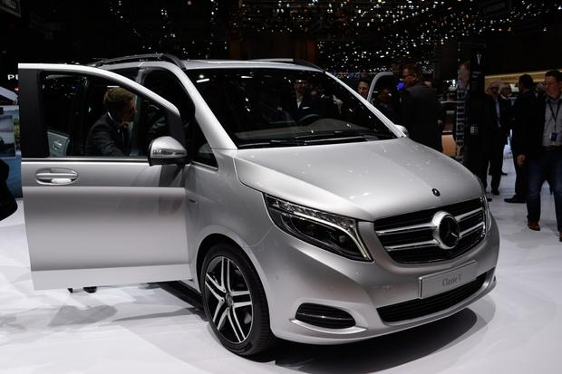 Mercedes-Benz V-Class: Geneva Auto Show featured image large thumb2