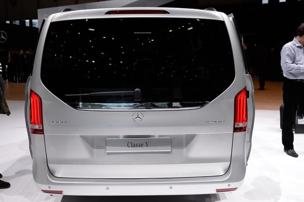 Mercedes-Benz V-Class: Geneva Auto Show featured image large thumb4