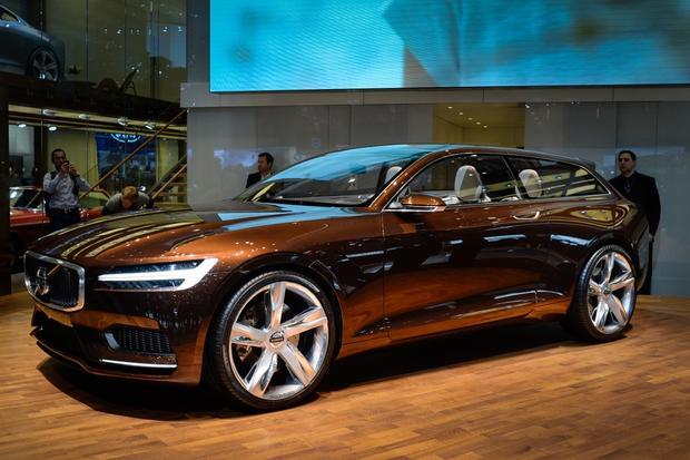 Volvo Concept Estate: Geneva Auto Show featured image large thumb1