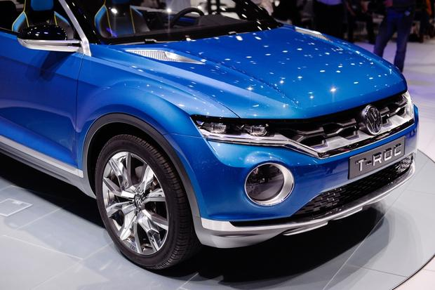 Volkswagen T-ROC Concept: Geneva Auto Show featured image large thumb5