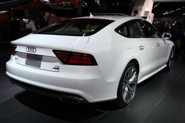 Audi A And Audi A LA Auto Show Autotrader - Audi 87