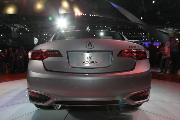 2016 Acura ILX: LA Auto Show featured image large thumb1