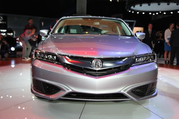 2016 Acura ILX: LA Auto Show featured image large thumb2