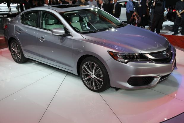 2016 Acura ILX: LA Auto Show featured image large thumb5