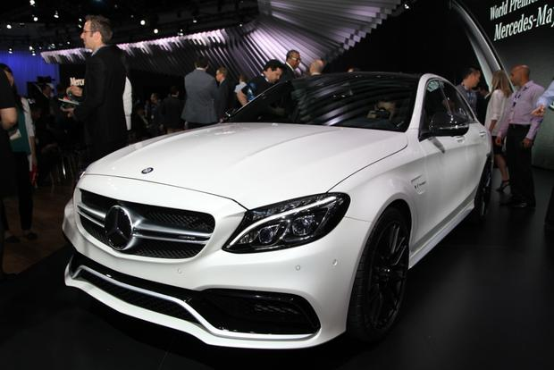2015 Mercedes-AMG C63: LA Auto Show featured image large thumb0