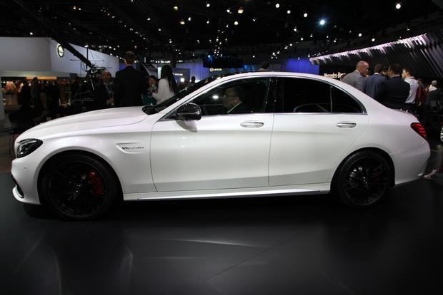 2015 Mercedes-AMG C63: LA Auto Show featured image large thumb1