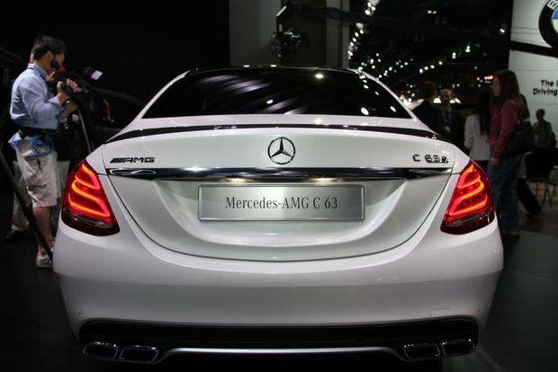 2015 Mercedes-AMG C63: LA Auto Show featured image large thumb2