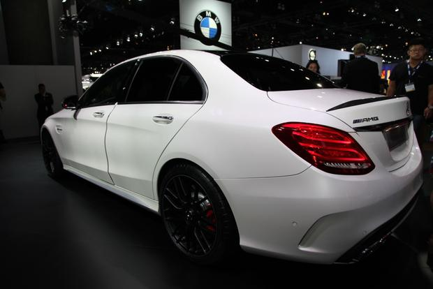 2015 Mercedes-AMG C63: LA Auto Show featured image large thumb3