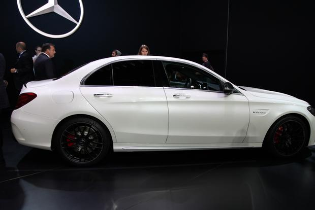 2015 Mercedes-AMG C63: LA Auto Show featured image large thumb4