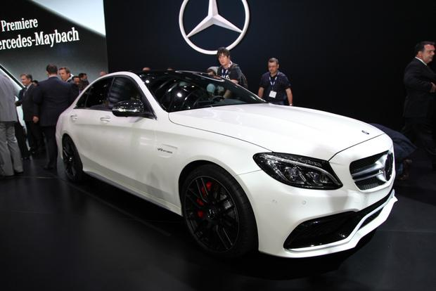 2015 Mercedes-AMG C63: LA Auto Show featured image large thumb5