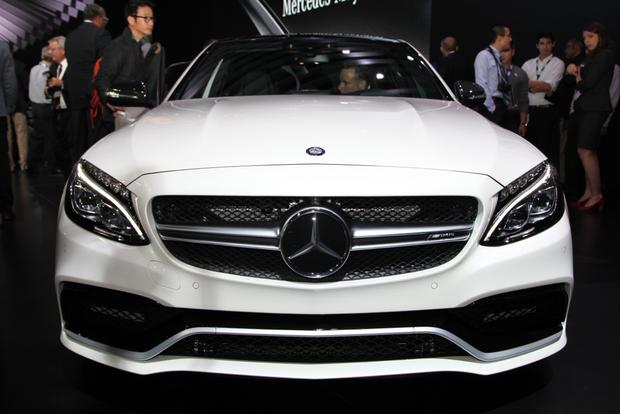 2015 Mercedes-AMG C63: LA Auto Show featured image large thumb6