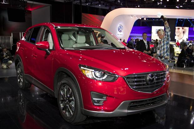 2016 Mazda CX-5: LA Auto Show featured image large thumb2