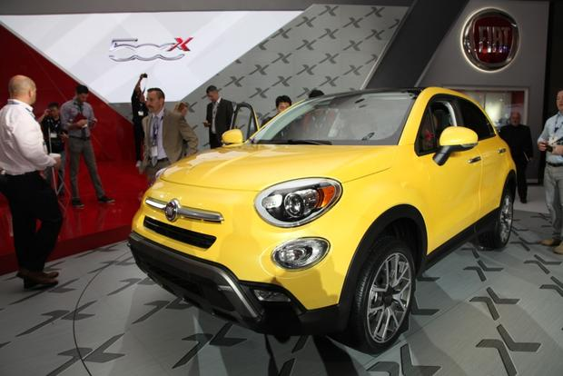 2016 FIAT 500X: LA Auto Show featured image large thumb1