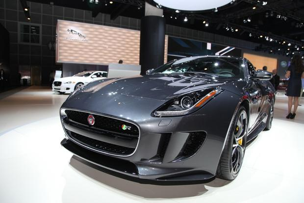 2016 Jaguar F TYPE: LA Auto Show Featured Image Large Thumb0