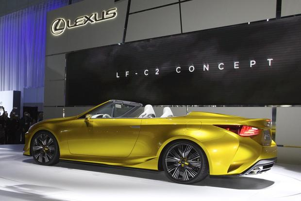 Lexus LF-C2 Concept: LA Auto Show featured image large thumb0