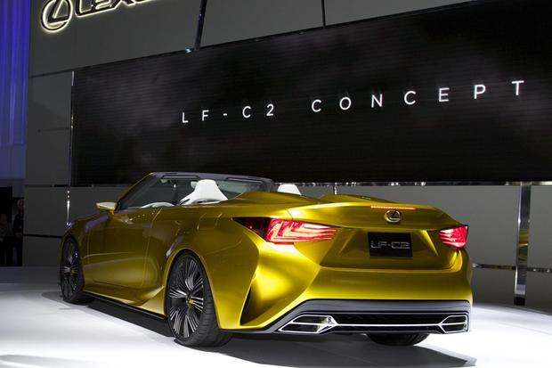 Lexus LF-C2 Concept: LA Auto Show featured image large thumb2