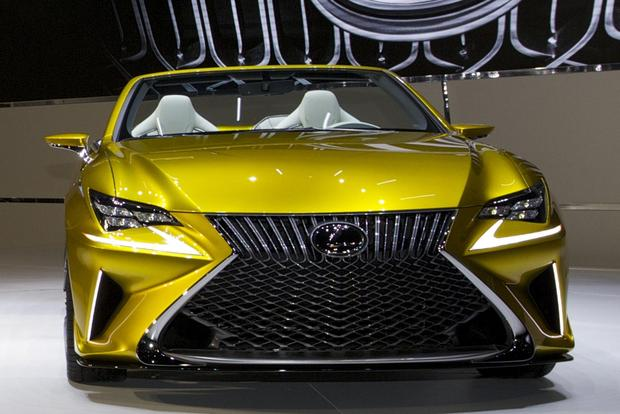 Lexus LF-C2 Concept: LA Auto Show featured image large thumb5