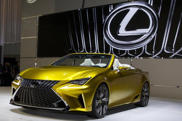 Lexus LF-C2 Concept: LA Auto Show featured image large thumb9