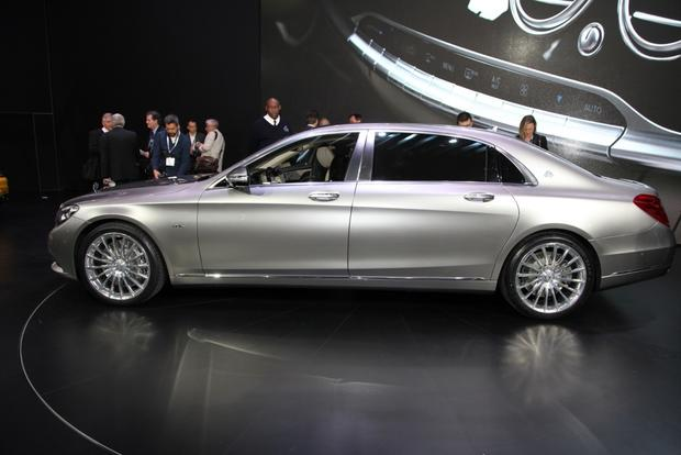 2016 Mercedes-Maybach S600: LA Auto Show featured image large thumb2