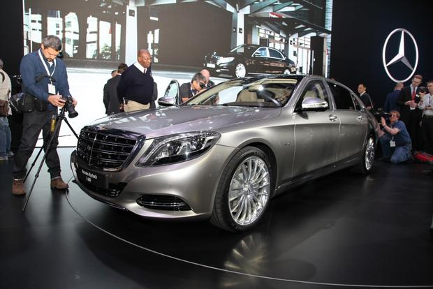 2016 Mercedes-Maybach S600: LA Auto Show featured image large thumb3