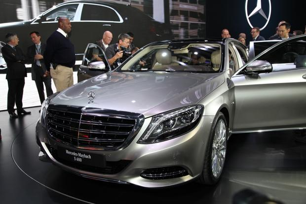 2016 Mercedes-Maybach S600: LA Auto Show featured image large thumb5