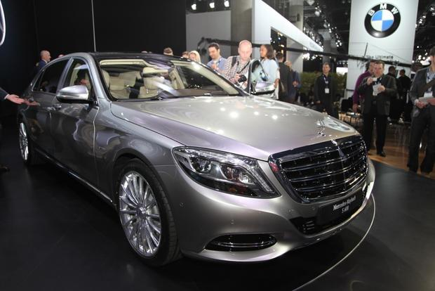 2016 Mercedes-Maybach S600: LA Auto Show featured image large thumb6