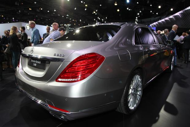2016 Mercedes-Maybach S600: LA Auto Show featured image large thumb7