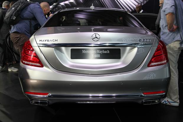 2016 Mercedes-Maybach S600: LA Auto Show featured image large thumb8