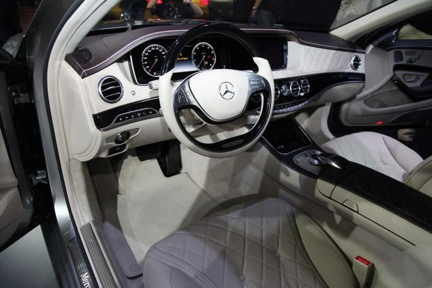 2016 Mercedes-Maybach S600: LA Auto Show featured image large thumb9