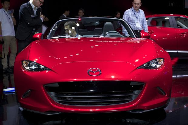 2016 Mazda MX-5 Miata: LA Auto Show featured image large thumb1