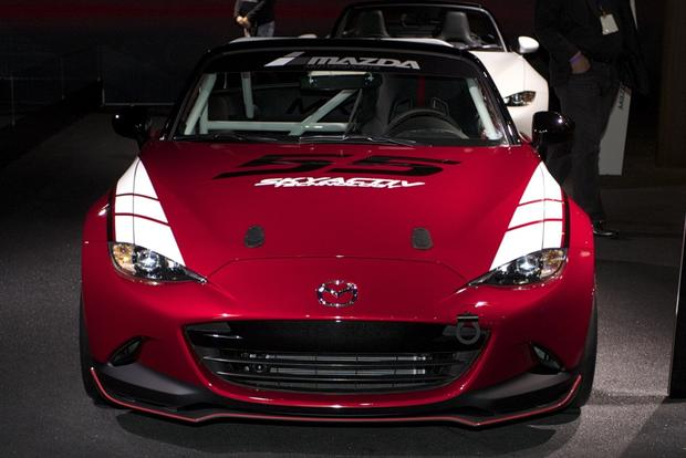 2016 Mazda MX-5 Miata: LA Auto Show featured image large thumb3
