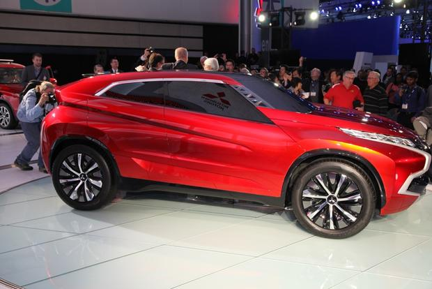 Mitsubishi Concept XR-PHEV: LA Auto Show featured image large thumb0