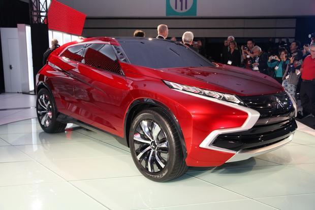 Mitsubishi Concept XR-PHEV: LA Auto Show featured image large thumb2
