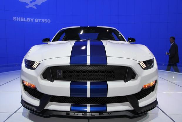 Ford Shelby GT350 Mustang: LA Auto Show featured image large thumb0