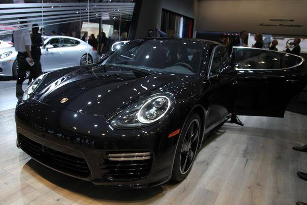 2015 Porsche Panamera Turbo S Executive Exclusive Series: LA Auto Show featured image large thumb1