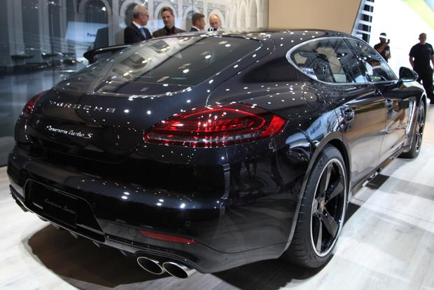 2015 Porsche Panamera Turbo S Executive Exclusive Series: LA Auto Show featured image large thumb2