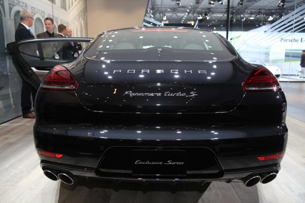 2015 Porsche Panamera Turbo S Executive Exclusive Series: LA Auto Show featured image large thumb3