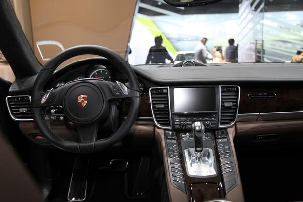 2015 Porsche Panamera Turbo S Executive Exclusive Series: LA Auto Show featured image large thumb4