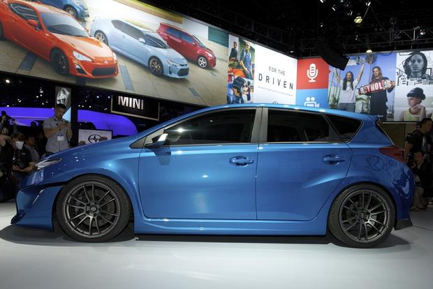 Scion iM Concept: LA Auto Show featured image large thumb0
