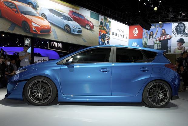 Scion iM Concept: LA Auto Show