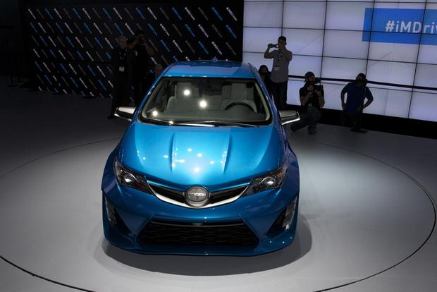 Scion Im Concept La Auto Show Autotrader