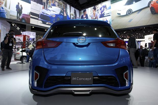 Scion iM Concept: LA Auto Show featured image large thumb6