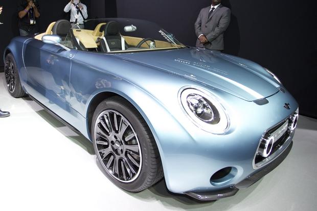 MINI Superleggera Vision Concept: LA Auto Show featured image large thumb2