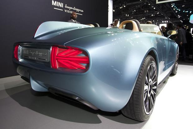 MINI Superleggera Vision Concept: LA Auto Show featured image large thumb3