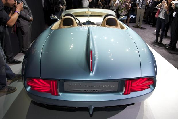 MINI Superleggera Vision Concept: LA Auto Show featured image large thumb4