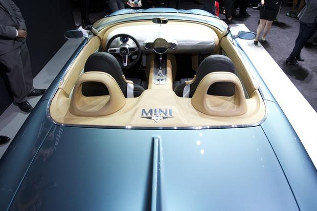 MINI Superleggera Vision Concept: LA Auto Show featured image large thumb5